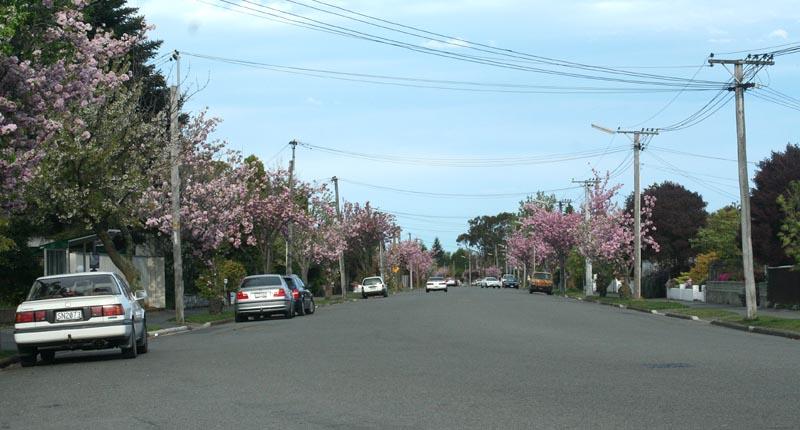 street of ChCh