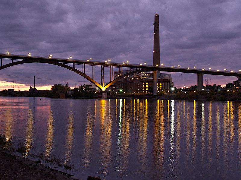 Power Plant Under the Smith Street Bridge
