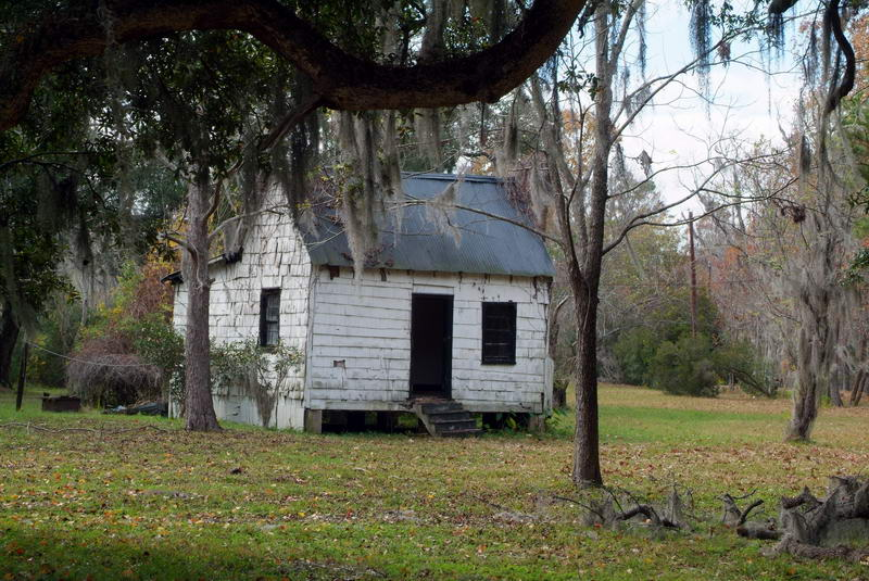 A Former Slave House