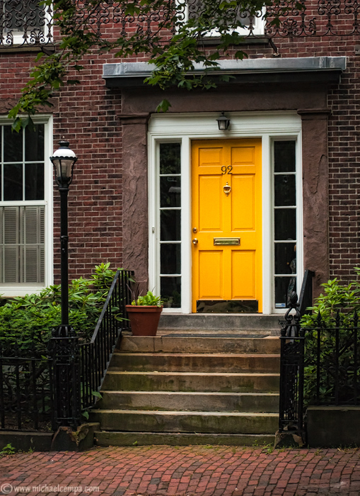 Yellow Door (6/30)