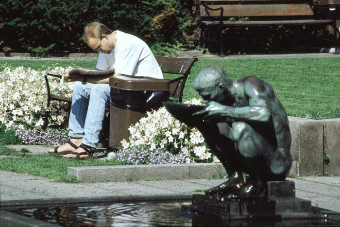 Reading rest