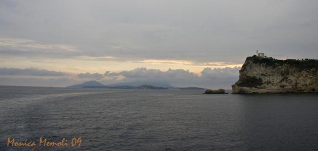 Capo Miseno  Procida e Ischia