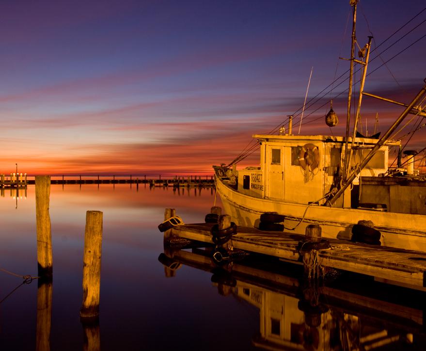 Fulton Marina Boat
