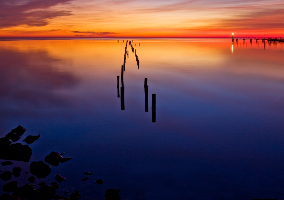 Missing Pier - Edge of Night