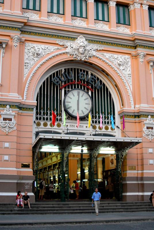 Main Post Office, Saigon