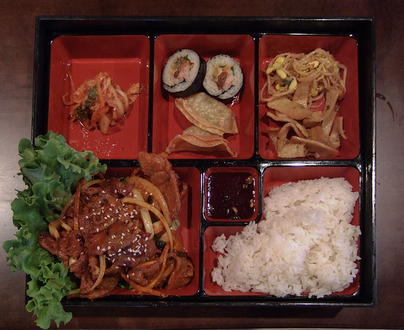 DSCF8114 Korean Restaurant with Identity Crisis