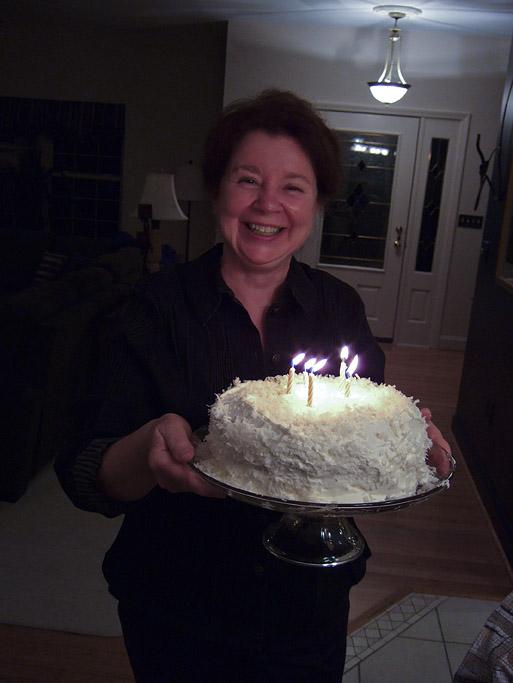DSCF4423 Grace and Cake