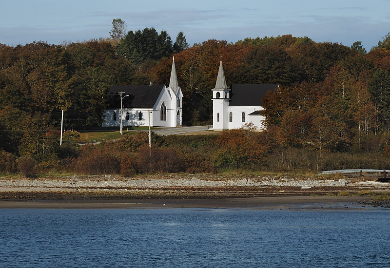 Churches at Broad Cove
