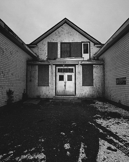 Warehouse. New Germany, Nova Scotia