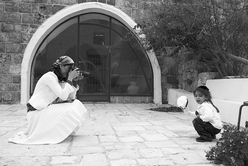 Photography in Jaffa