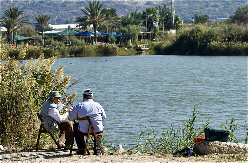 Anglers at Maayan Tzvi.jpg