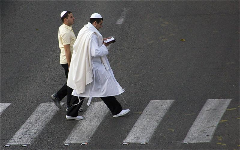 Erev Yom Kippur in Kikar Hamedina.jpg