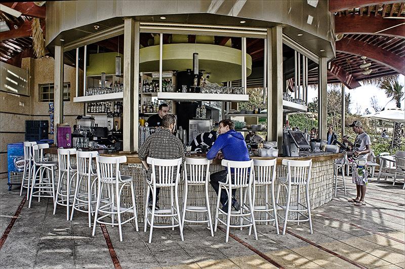 New Restaurant on New Promenade on Herzliya Beach