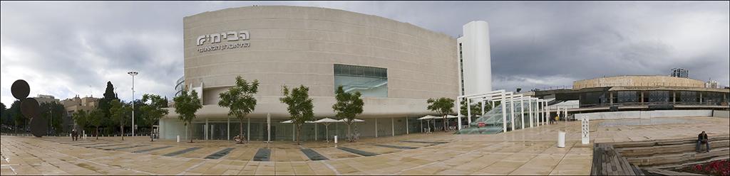 Habima, Tel Avivs National Theatre
