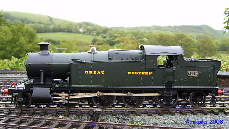 7214 large tank engine