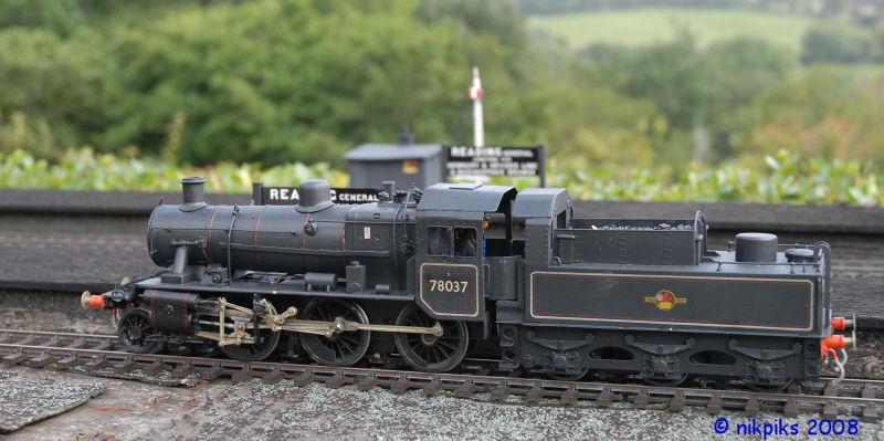 British Railways Standard Class locomotive