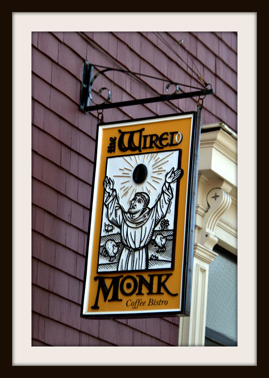 The Wired Monk