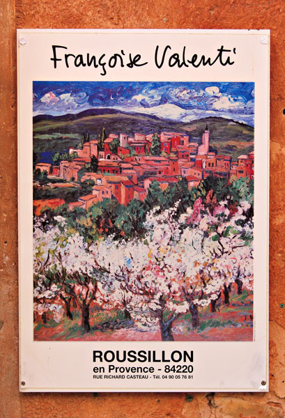 An Artists View of Roussillon