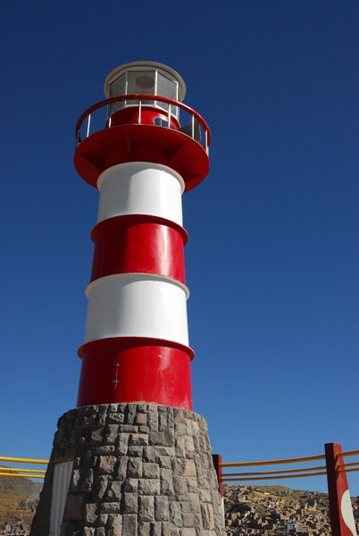 Lighthouse, Port of Puno
