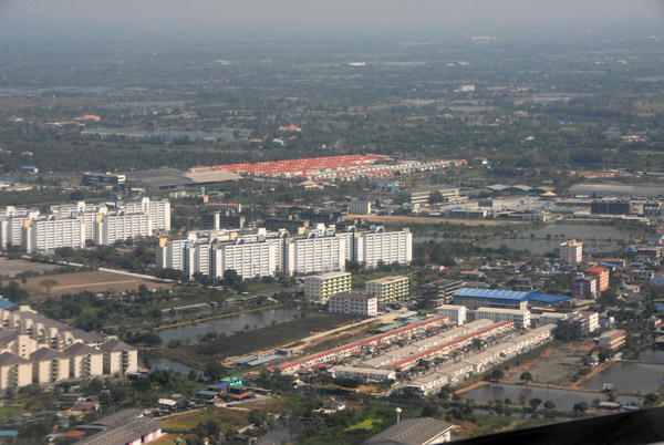 Near Suvarnabhumi Airport, Bangkok, Thailand
