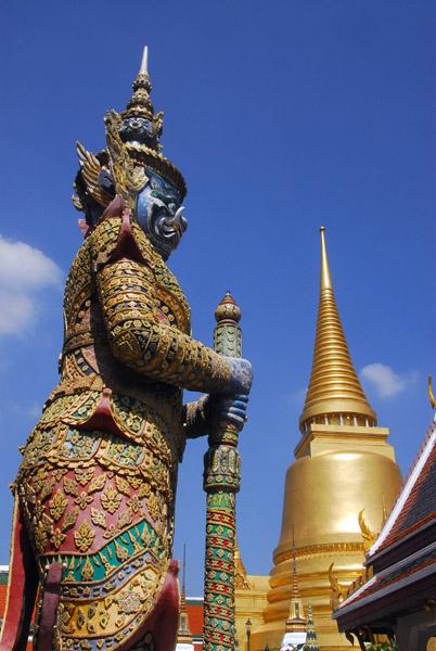 Temple Guardian (Yaksa)