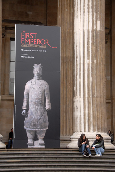 Chinas Terracotta Army at the British Museum