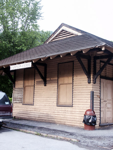 Harpers Ferry - Old Station