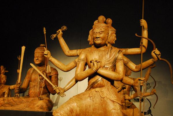 Vidyaraja figure, Heian period, 11-12th C.