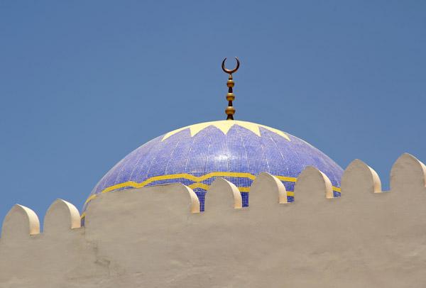 Mosque (Masjid Al-Istaqamah) Al Hamra