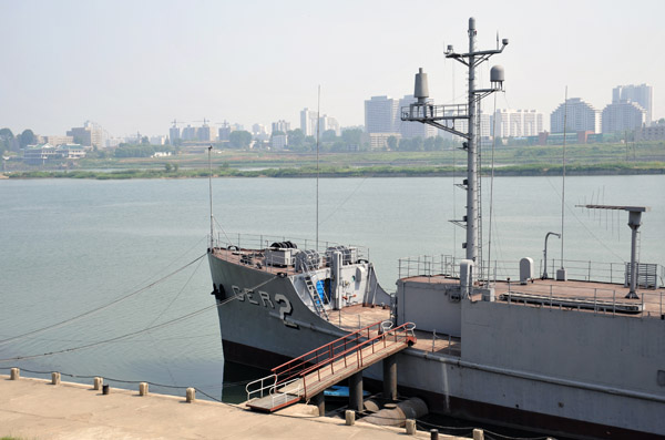The USS Pueblo was captured by the DPRK Navy 23 Jan 1968