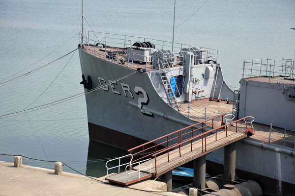 USS Pueblo - AGER-2 (Auxiliary General Environmental Research aka Naval Intelligence)
