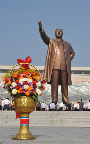 Grand Monument of Mansu Hill, Pyongyang