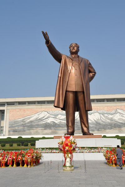 22.5m tall statue built in 1972