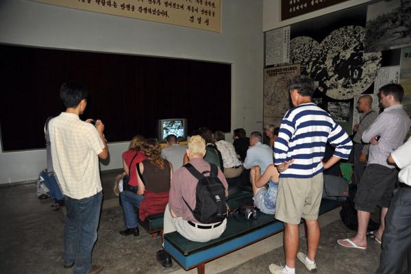 Here we learn how the U.S. started the Korean War