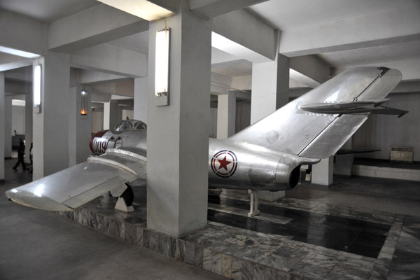 MiG-15,  Victorious Fatherland Liberation War Museum