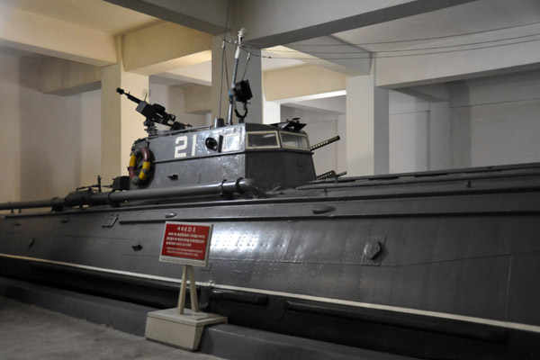 Torpedo boat claimed to have sunk USS Baltimore on 2 July 1950 (USS Juneau & 2 RN ship engaged and sank 3 of 4 NK torpedo boats)