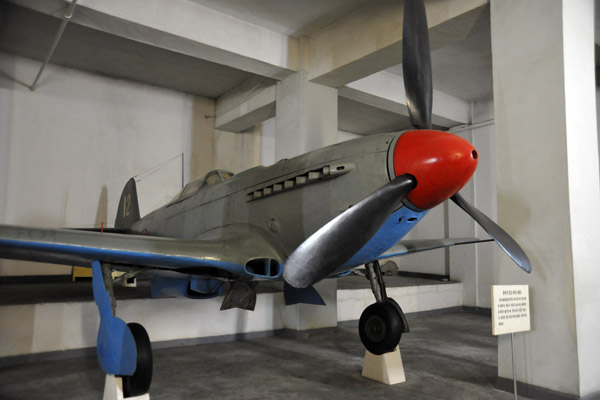 North Korean Yak-9P, Victorious Fatherland Liberation War Museum