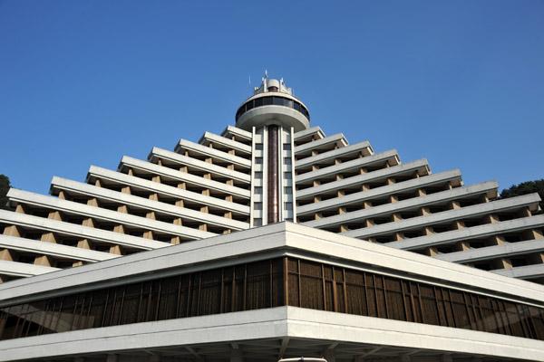 Hyangsan Hotel, North Korea