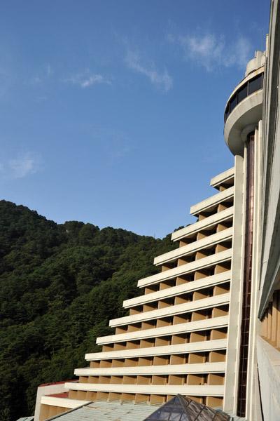 Hyangsan Hotel, Myohyangsan Nature Reserve, North Korea