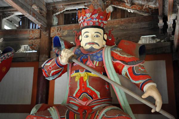 Jeungjang-cheonwang, Heavenly King of the South