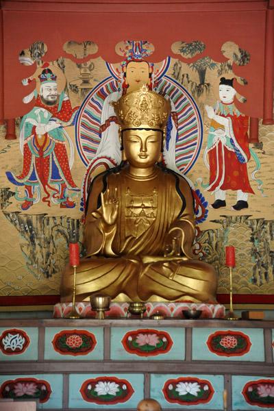 Kwanum (Guanyin), Pohyon Temple
