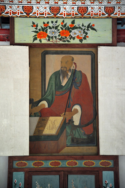 Another of the three Great Patriotic Monks
