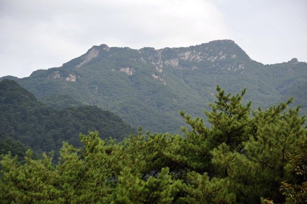 Mount Myohyang Nature Reserve