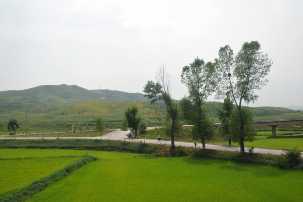 South Phyongan Province, North Korea