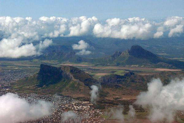 Corps de Garde (720m) Moka Range, Mauritius