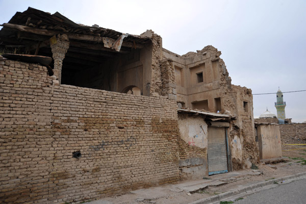 There is a whole lot of revitalization that can be done here - its mostly ruins up top