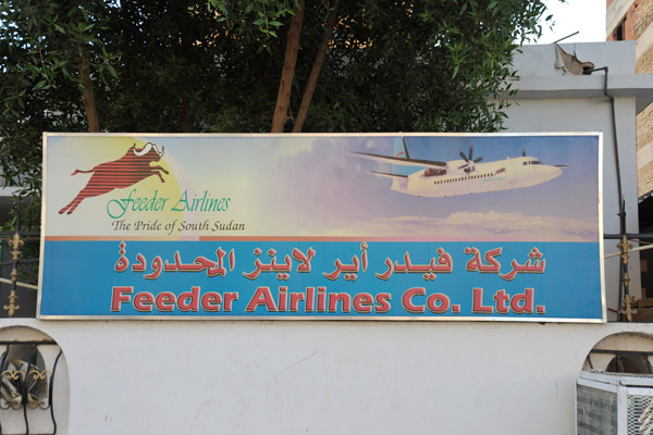 Feeder Airlines, The Pride of South Sudan