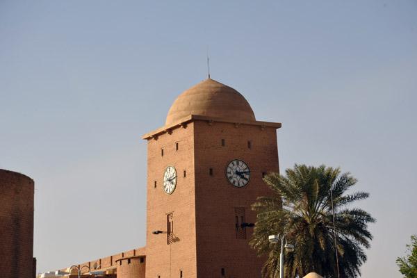 Clock Tower of the Omdurman Municipal Building