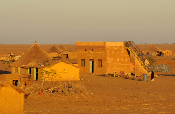 Village between Kassala and Al Gadaref, Eastern Sudan