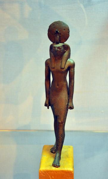 Statuette of Horus, Sudan National Museum